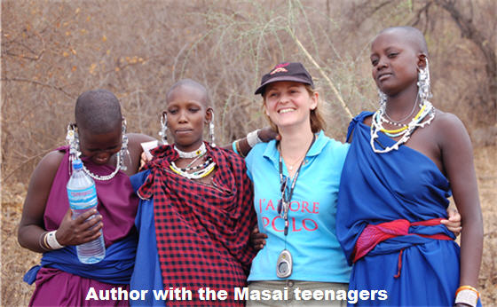 Masai_teenagers